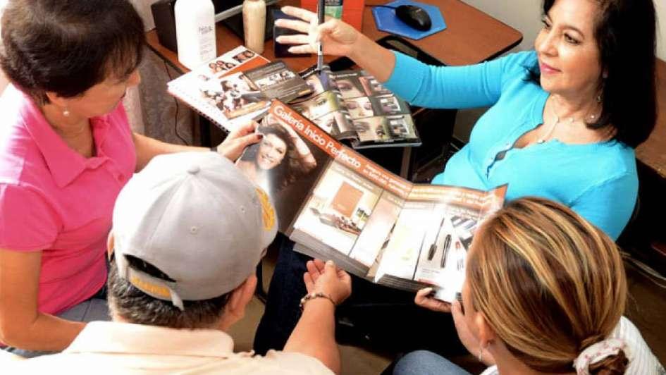 venta directa cataglogo - Categoría maquillaje desciende 2.1% en el primer semestre de 2019