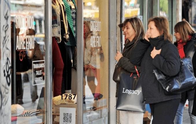 ventas minoristas crecen en argentina