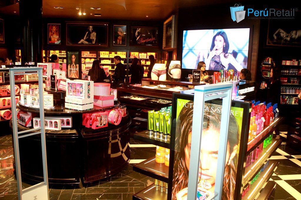 victorias secret 6919 peru retail - Victoria's Secret prevé abrir nueva tienda en La Rambla de San Borja