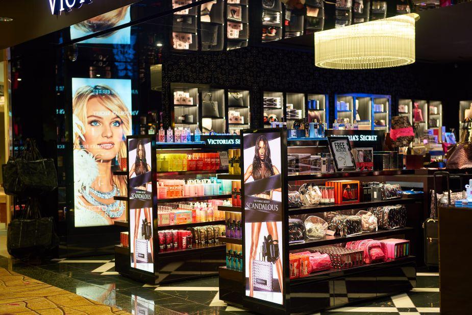 victorias secret - Caen ventas y acciones de Victoria's Secret en lo que va del año