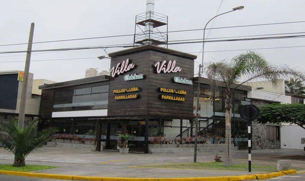 villa chicken - Grupo Kong, dueño de Villa Chicken, planea abrir strip centers y hoteles en Perú