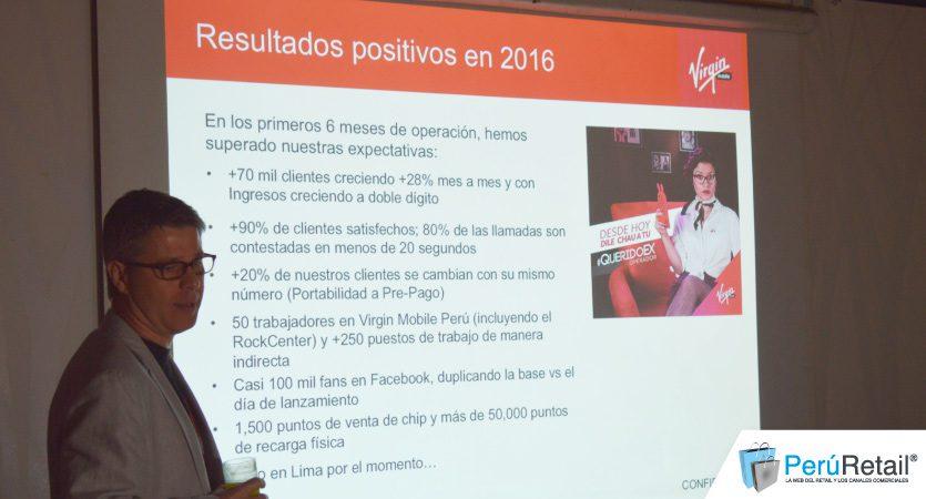 virgin mobile - Virgin Mobile ingresará a Arequipa como parte de su expansión en Perú