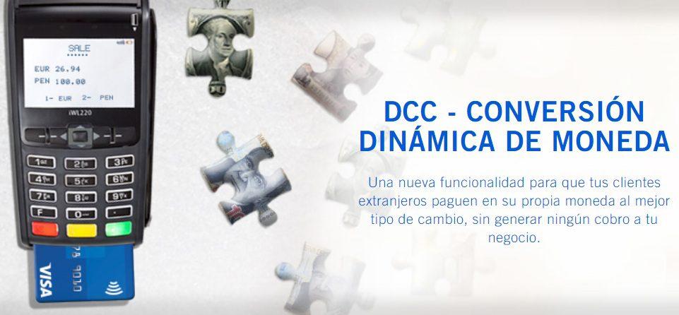 visanet dcc - VisaNet apuesta por el servicio de conversión dinámica de moneda en Perú