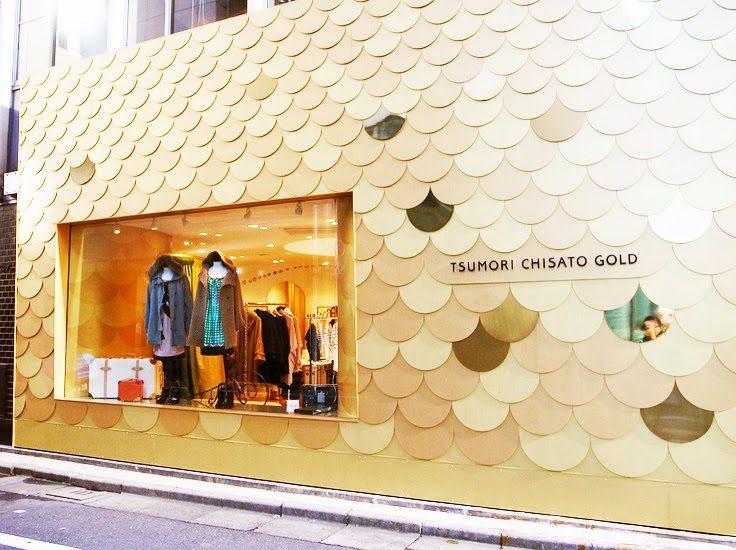 vitrina tsumori chisato gold