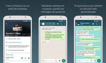 wa business - ¿Cuáles son las ventajas que tiene un negocio al usar Whatsapp Business?