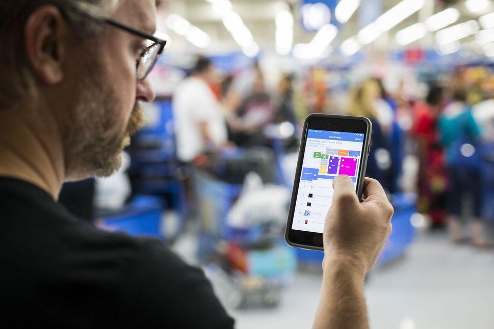 walmart 31 - Walmart registró una caída en sus ventas online en el cuarto trimestre del 2017
