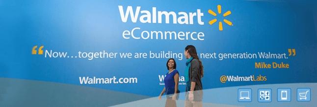 walmart ecommerce - Walmart anunció una nueva estrategia que se enfocará en el ecommerce