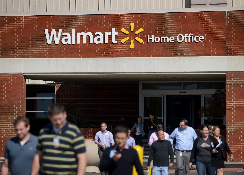 walmart home office - Walmart empezó con sus despidos en Estados Unidos