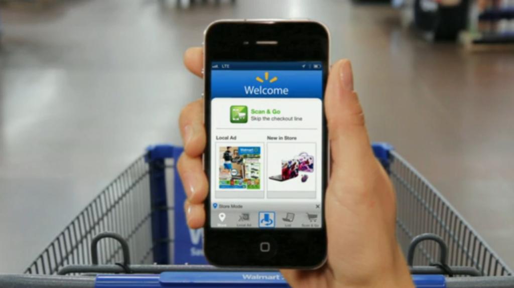 walmart mcommerce1 1024x574 - Walmart anunció una nueva estrategia que se enfocará en el ecommerce