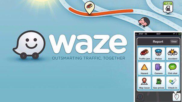waze traffic