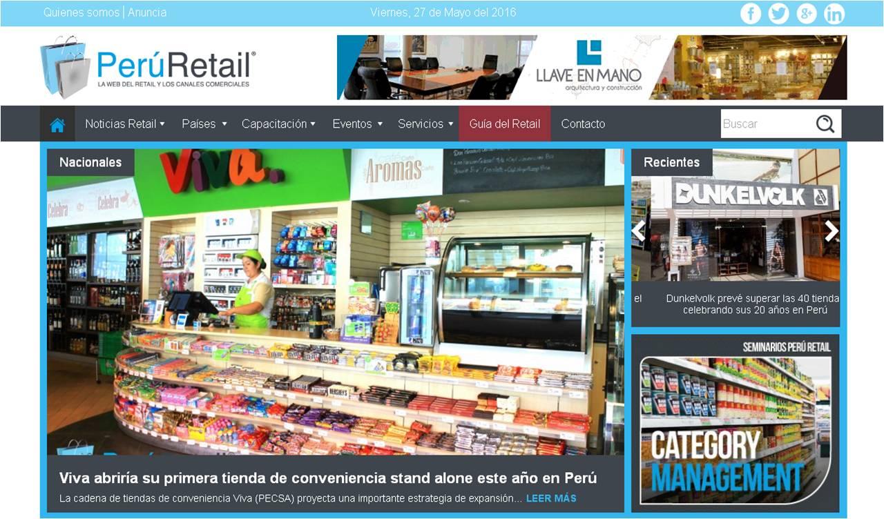 web - Acerca de Perú Retail