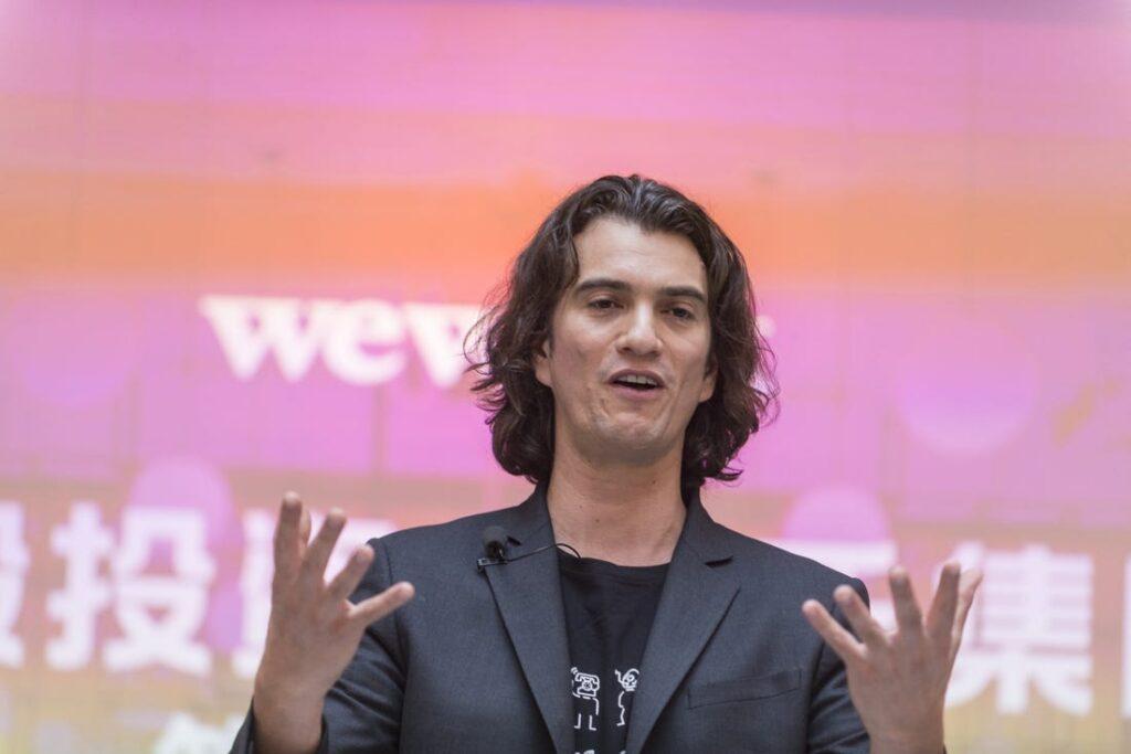 wework 8 adam 1024x683 - La polémica de WeWork: una decisión que llevó a un 'unicornio' a rozar la quiebra