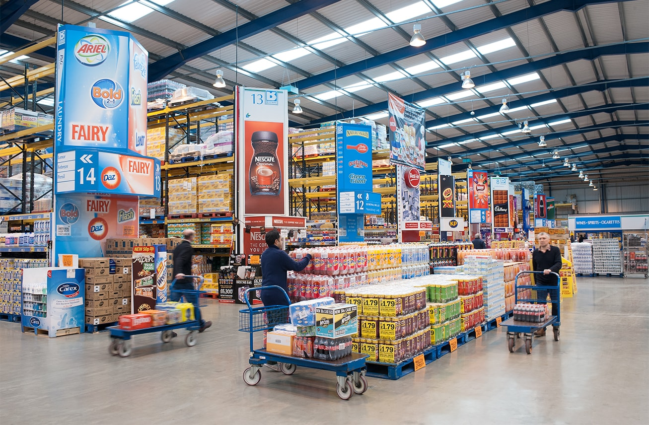 wholesale im cash and carry 1 - Conozca donde abrirá InRetail su primer 'cash and carry'