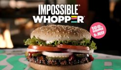 whopper burger king 248x144 - Desde mañana Burger King venderá hamburguesa vegetariana