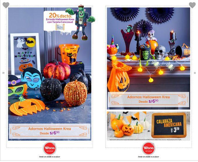 wong 2 1 - Perú: Supermercados presentan ofertas por Halloween