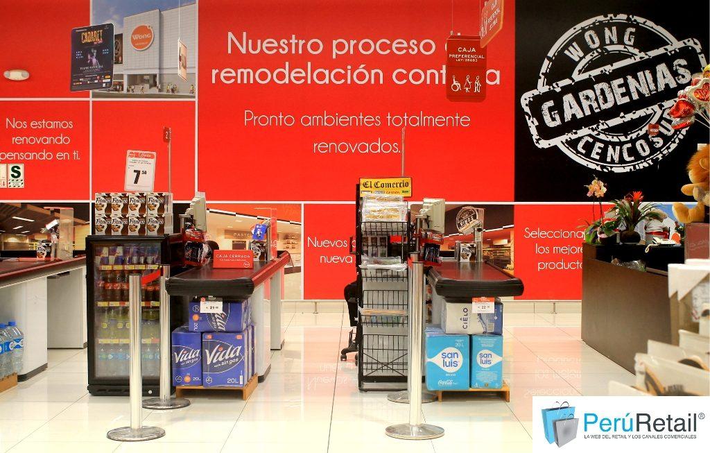 wong 389 Peru Retail 1024x653 - Lima: Wong invierte S/ 35 millones en remodelado supermercado de Surco