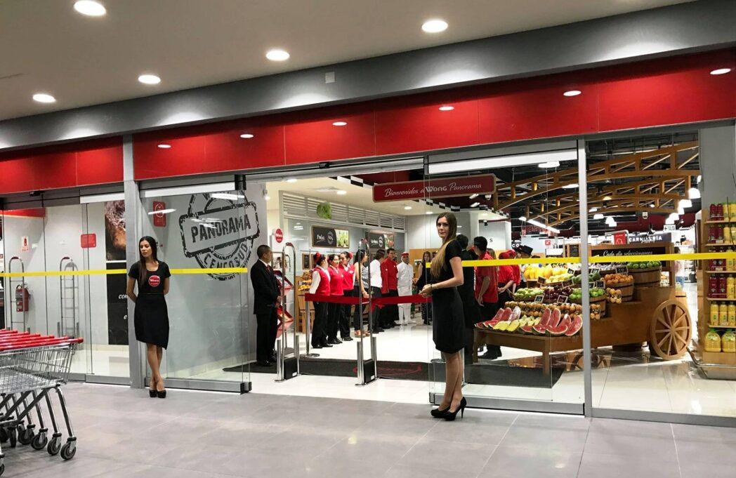 wong gourmet 1 - Wong abre nuevo supermercado en proyecto mixto de edificio Panorama