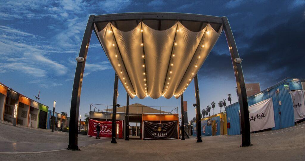yoy lima boxpark 1024x540 - Desde hoy visita la primera plaza de gastronomía y entretenimiento en Perú