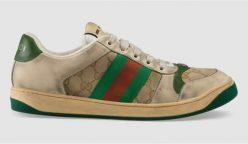 zapatillas sucias 248x144 - Gucci lanza una nueva línea de zapatillas sucias que cuestan más de US$700