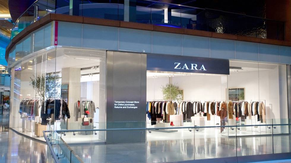 zara 4 - Zara abre nuevo pop-up store en Londres solo para compras online