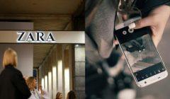 zara 5 240x140 - Zara lanzará una app con realidad aumentada