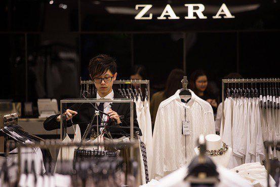 zara fast fashion - Zara se convierte en la única empresa española con mejor reputación en el mundo