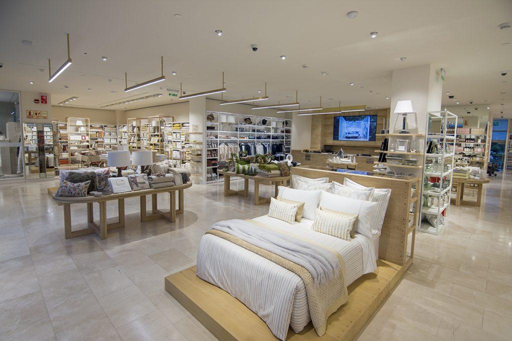 zara home abri su nueva tienda en la calle las begonias de san isidro. Black Bedroom Furniture Sets. Home Design Ideas