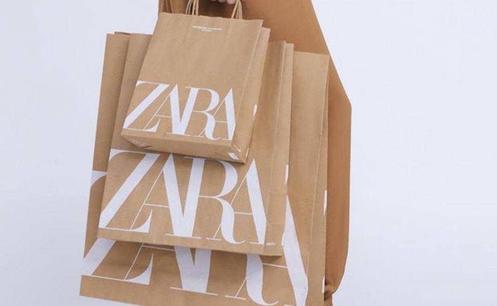 zara le dice adiós a las bolsas de plástico - Nike es la marca de ropa más valiosa del mundo en 2019