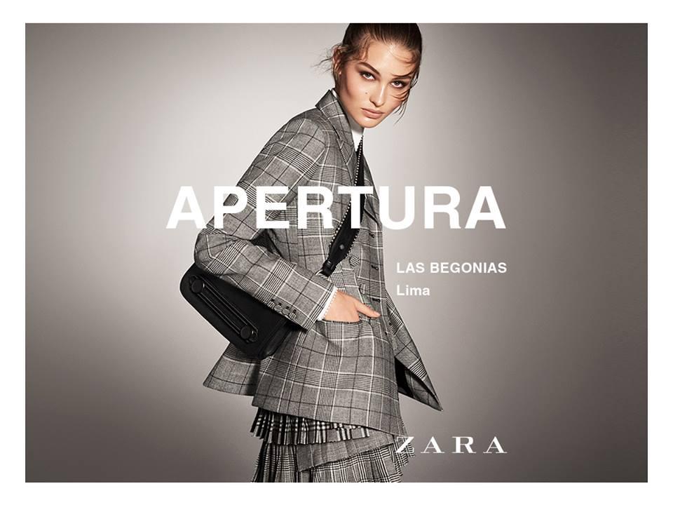 zara perú calle las begonias - Zara abrió su nueva tienda en San Isidro