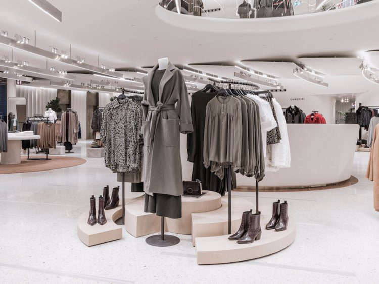 zara visual merchandising